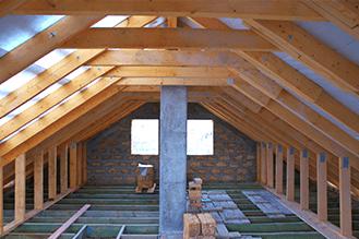 Isolation toitures